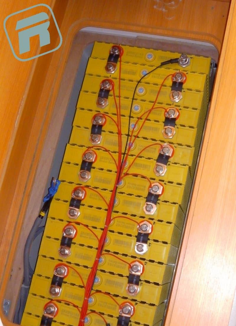 Bootsbatterien Greenline-Hybrid